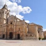 Vista exterior de la Iglesia