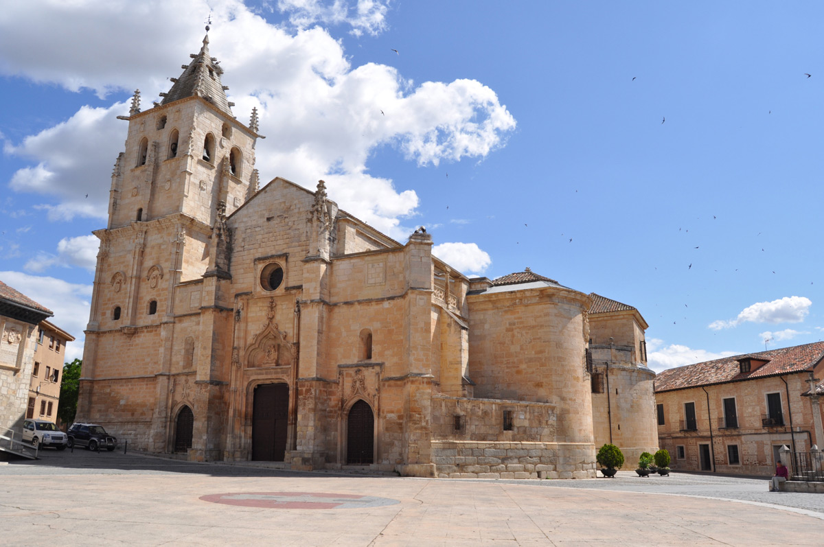 Iglesia de santa mar a magdalena turismo torrelaguna for Biblioteca iglesia madrid