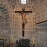Cristo de Cisneros y Tumba Juan de Mena