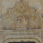 Portada principal. Tema ilustrativo: Imposición de la Casulla a San Ildefonso