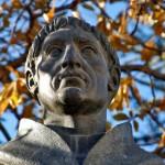 Busto Cardenal Cisneros