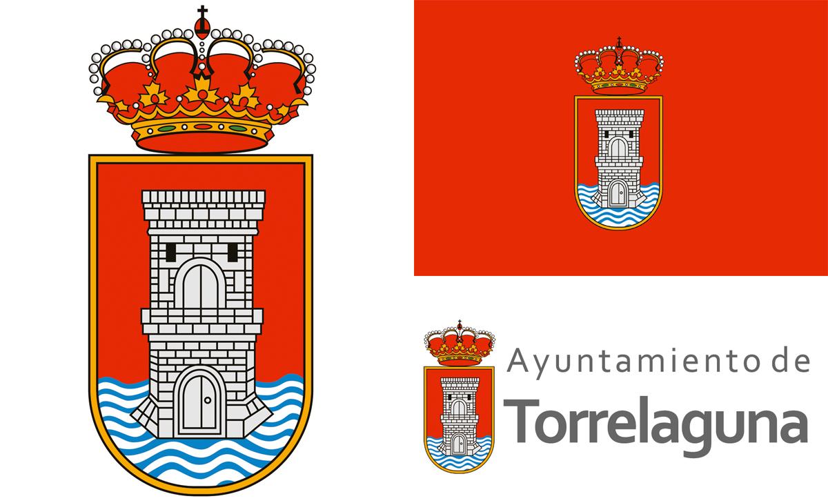 Escudo y Bandera Torrelaguna